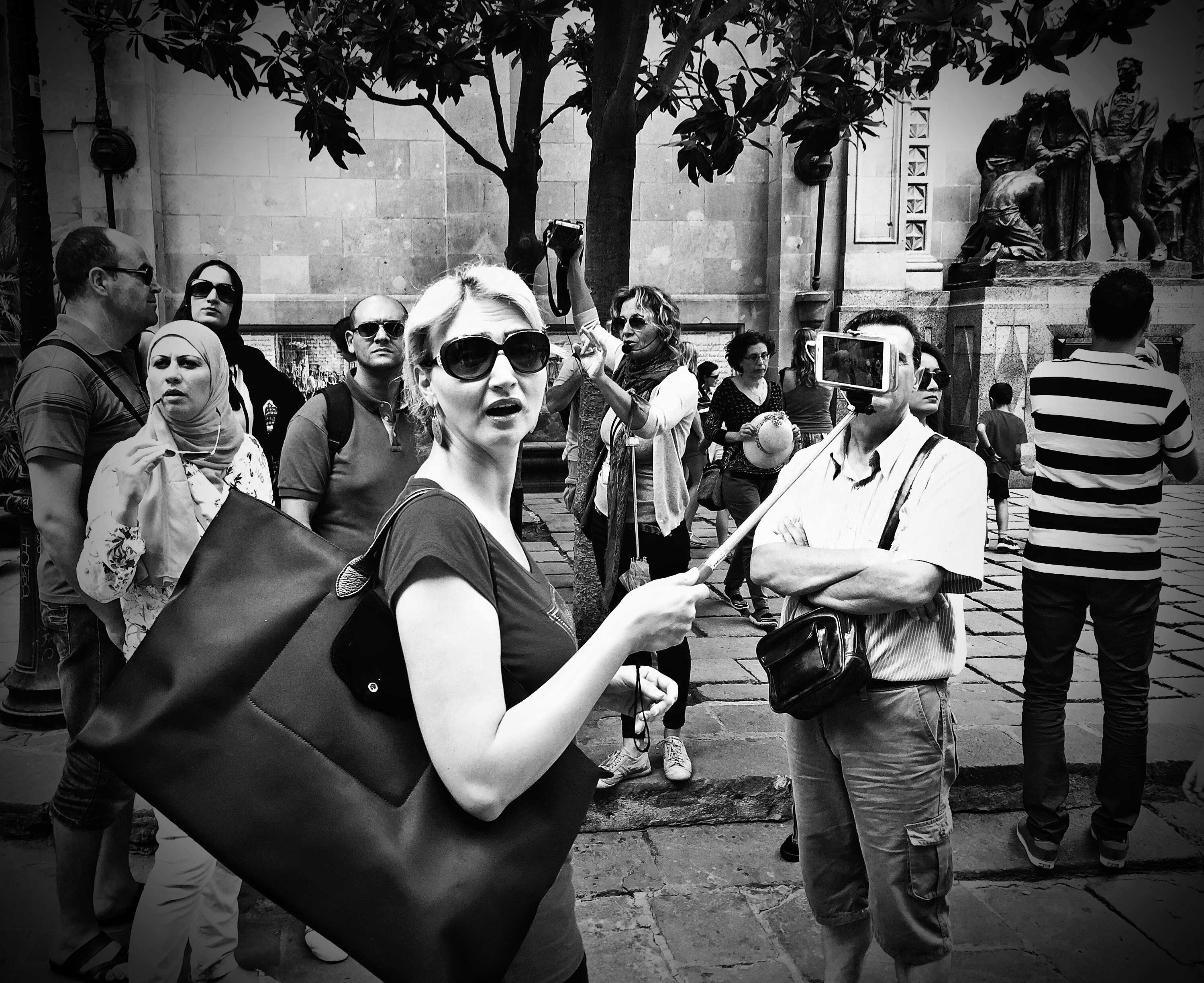 refocus your attention - street photography