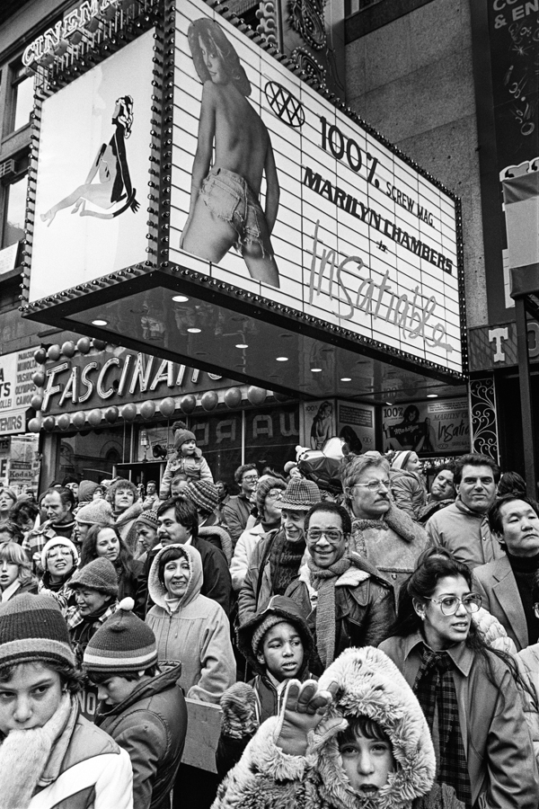 Cinema Street Photography Richard Sandler