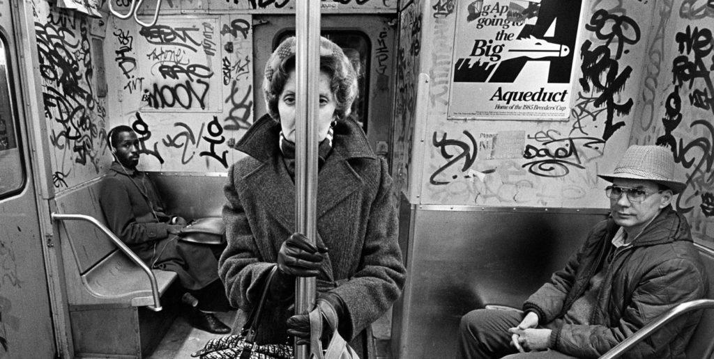 Feature Richard Sandler People on train