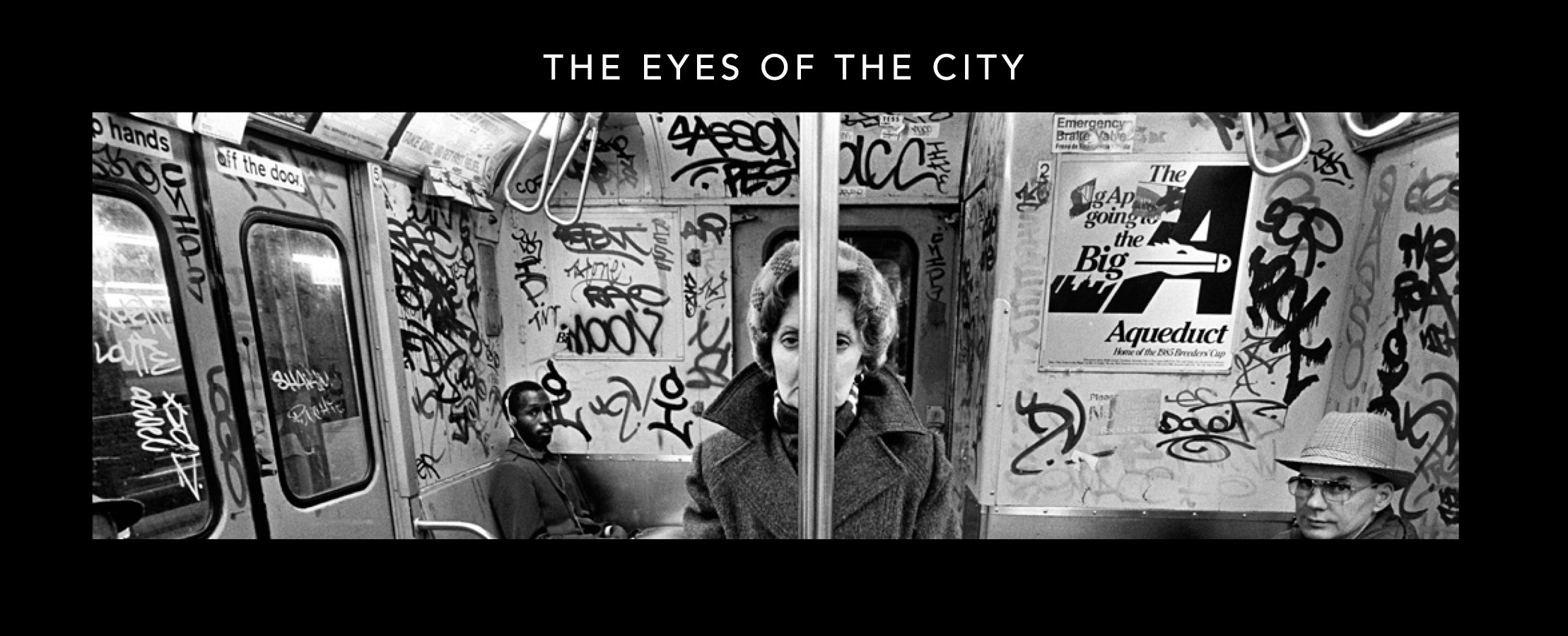 The Eyes of the City : The Transitioning Richard Sandler