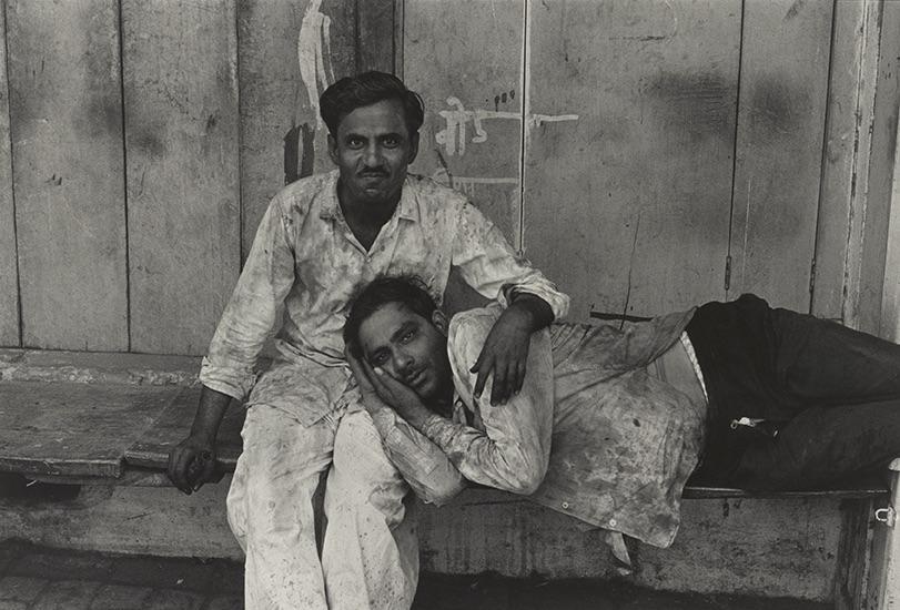 Benares, India, 1969-1971