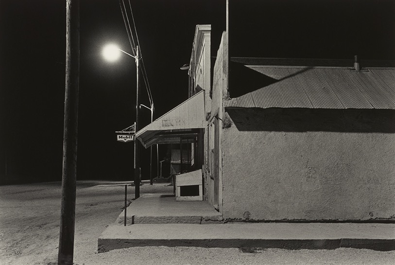 South Dakota, night, 1966