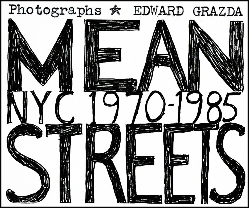 mean street book cover