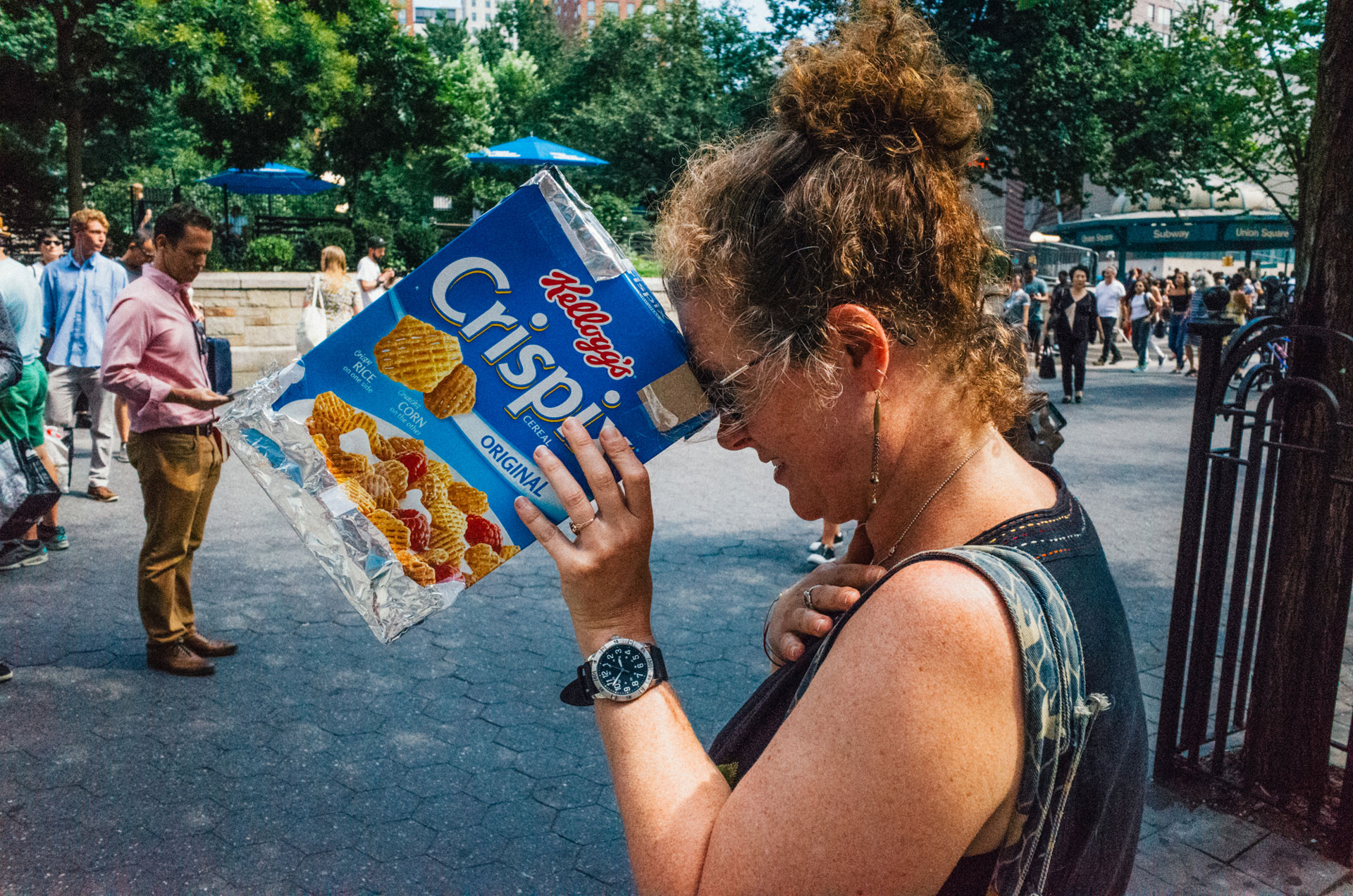 Header Image Street Photography new york
